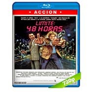 Límite: 48 horas (1982) BRRip 720p Audio Dual Latino-Ingles