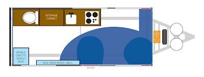 RV Floor Replacement Project Part 3: Deconstruction