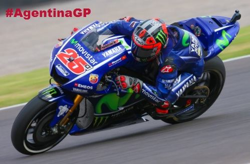 Hasil Latihan Bebas FP MotoGP Argentina 2017