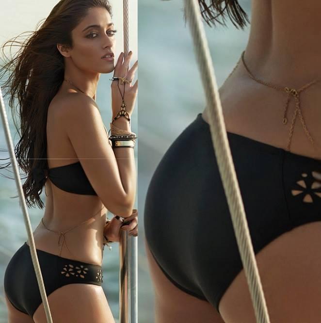 Ileana Latest Hot Photos In Bikini Exposing Hot In Bra