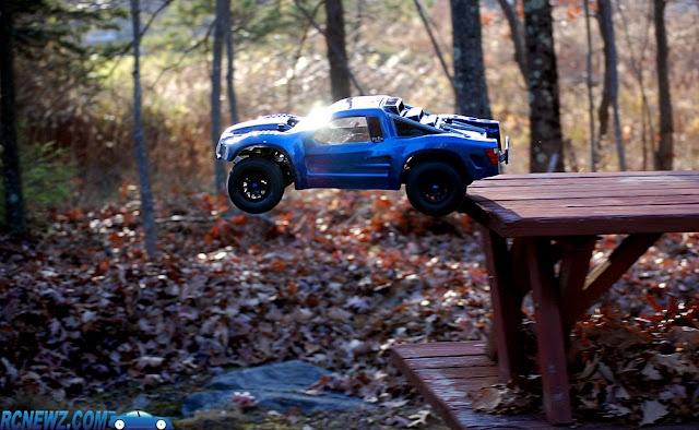 Pro-Line Pro-2 SC table top jump