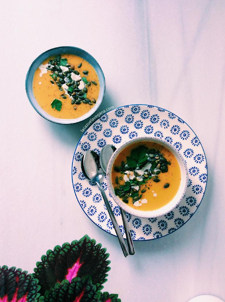 crema-de-calabaza-zanahoria