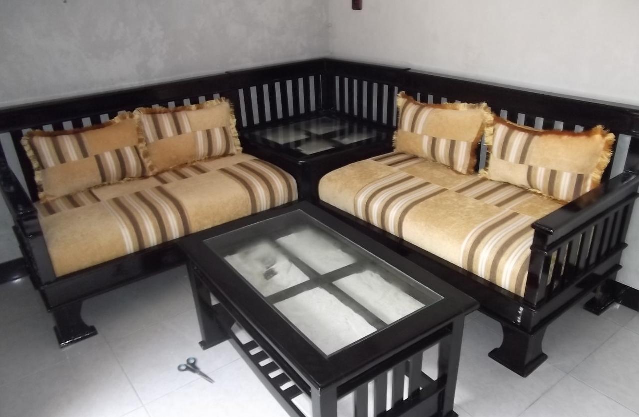 Kursi Sudut Sofa Minimalis Terbaru