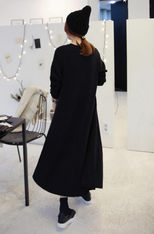 ALWAYS Print Midi Dress