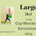 Stock Market Investment 2019: Which one would you prefer Large, Mid or Small Cap Stocks ?