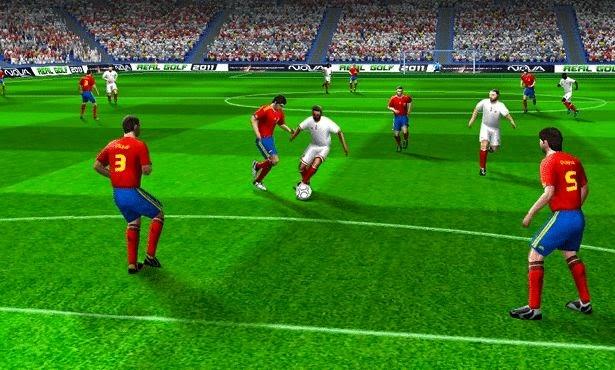 لعبة كرة القدم 2015  العاب كووورة 2016 football games