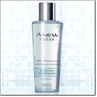 Anew Clean Micellar Cleansing Water