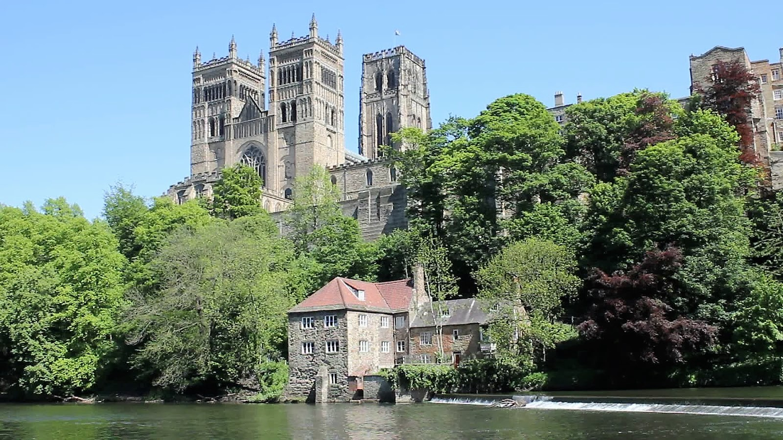 a description of the durham cathedral located in durham county england Place:pollards lands, durham, england a vision of britain through time provides the following description of durham county record office is located on.