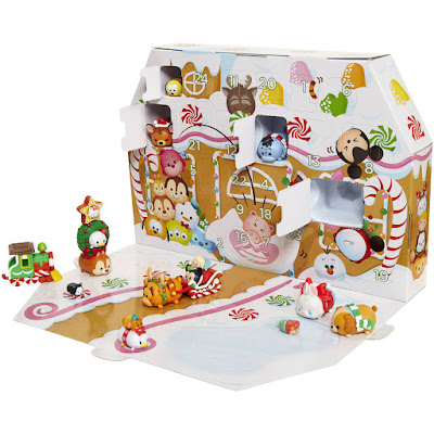Tsum Tsum Advent Calendar 2016