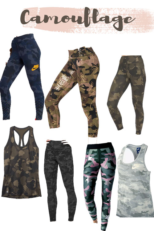 14999766179c9d Camouflage Workout Clothes - The Blondissima