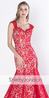 Check out latest prom dresses on Sherry.london
