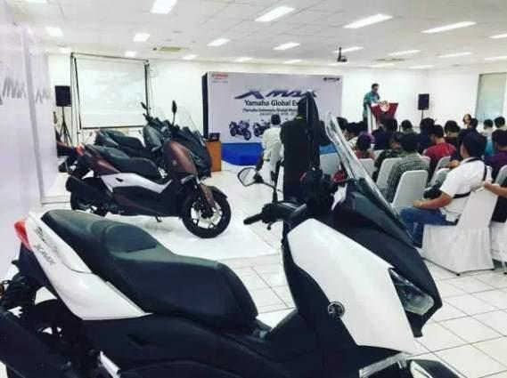 Yamaha-Xmax250-Buatan-Indonesia-di-Export-Ke-pasar-global
