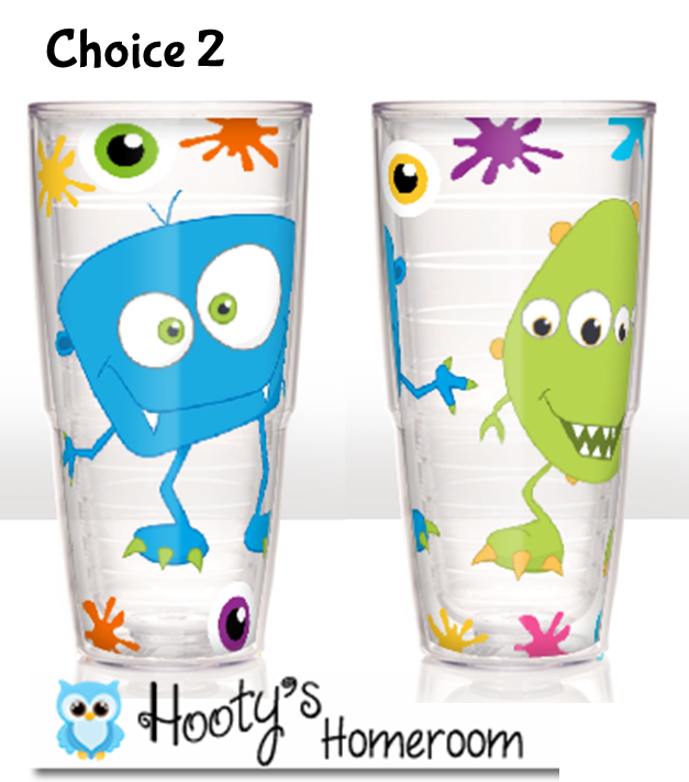 Customize Your Own Tervis Tumbler Hootys Homeroom