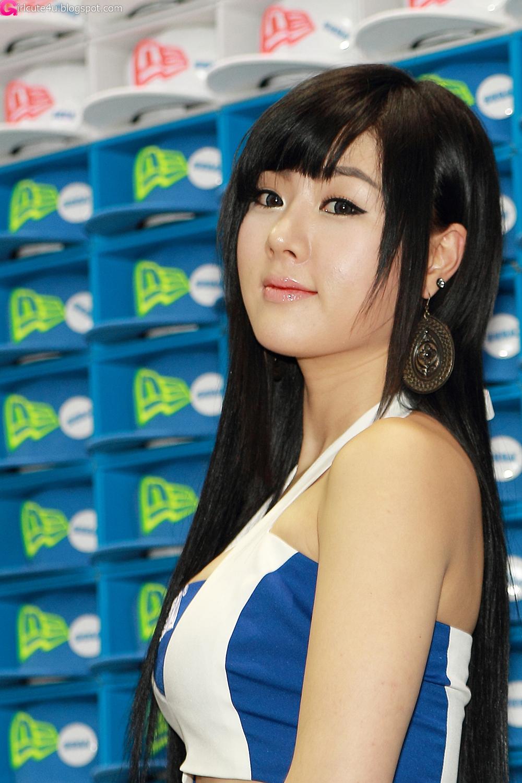 Choi Yu Jung - G-Star 2011 ~ Cute Girl - Asian Girl
