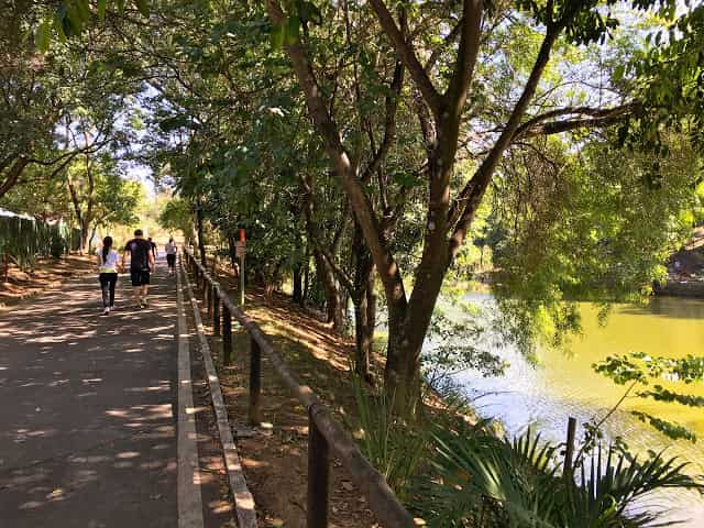 Parque Ecológico Dionísio Alvarez Mateos (Jardim das Flores) ou Parque da FITO