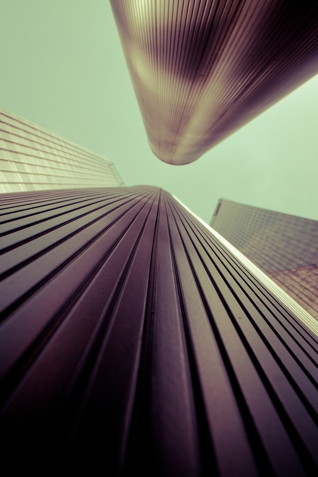 JP Morgan Chase Tower  Galaxy Note HD Wallpaper