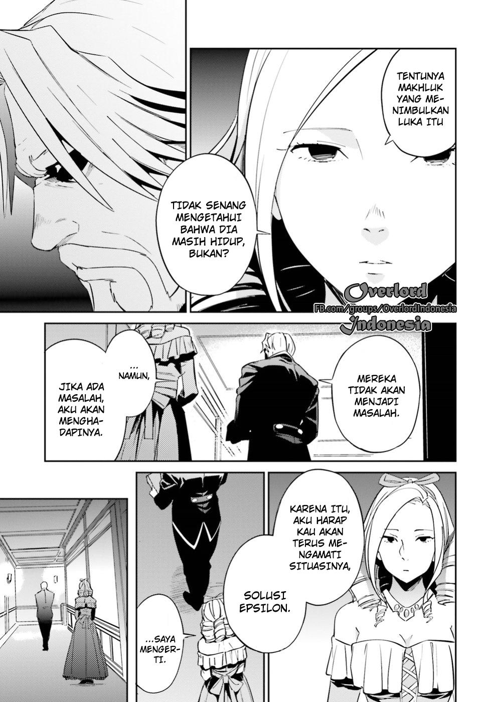 Manga Overlord chapter 33 Bahasa Indonesia