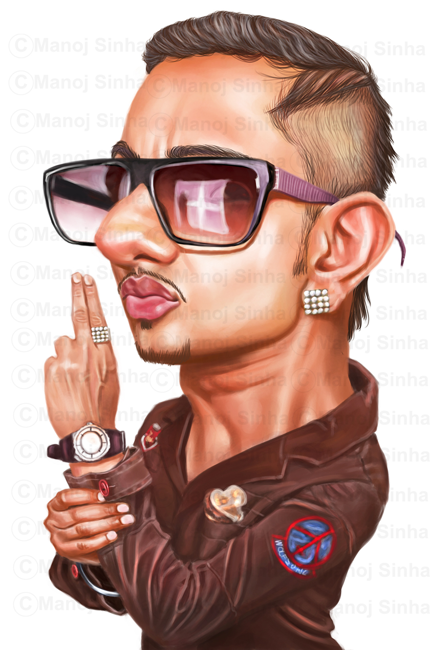 Yo yo honey singh 2012