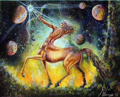 Sagittarius (November 23rd to December 21st)