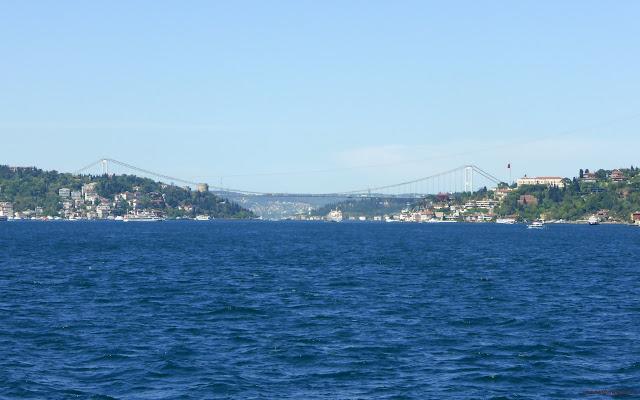 Bospor, Istanbul, Turecko