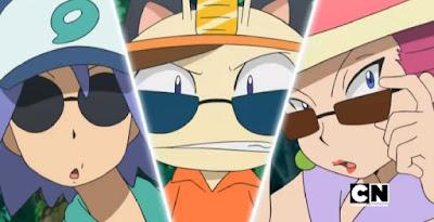 Pokémon Sol y Luna Ultra Aventuras Capitulo 30 Temporada 21 ¿No quieres darme un aro Z?