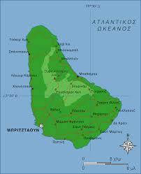 Barbados_Map_Pic