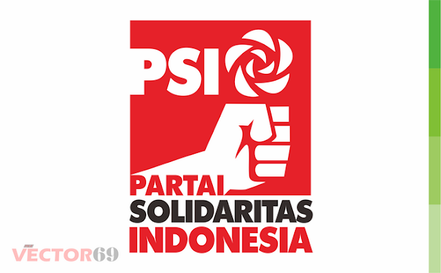 Logo PSI (Partai Solidaritas Indonesia) - Download Vector File CDR (CorelDraw)