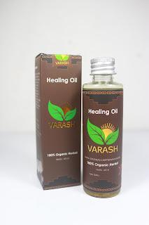 minyak varash dan sinusitis