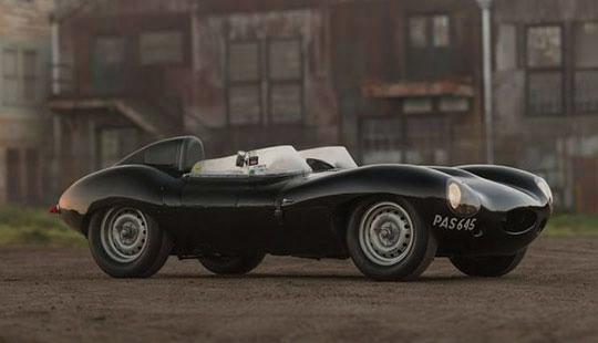 Muscle Car Collection 1955 Jaguar D Type