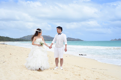 Honeymoon Stroll