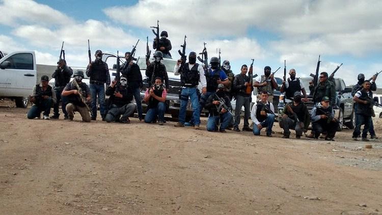 """FOTOGALERIA enviada por """"La Línea"""" del Nuevo Cártel del Juarez para que #EPN deje de negar su existencia"""