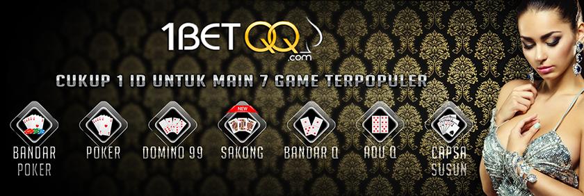 ONEBETQQ: Situs Poker Online Paling TOP ~ ONEBETQQPKR99