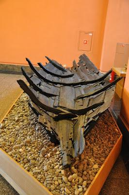 Korab odnaleziony na szczecińskim podgrodziu