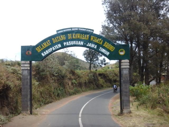 Zola Ardhanie Wisata Gunung Bromo Jawa Timur