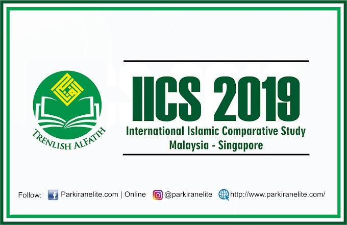 Pendaftaran Program International Islamic Comparative Study (IICS) Sudah Dibuka | Pondok Pesantren Trenlish Alfatih Yogyakarta