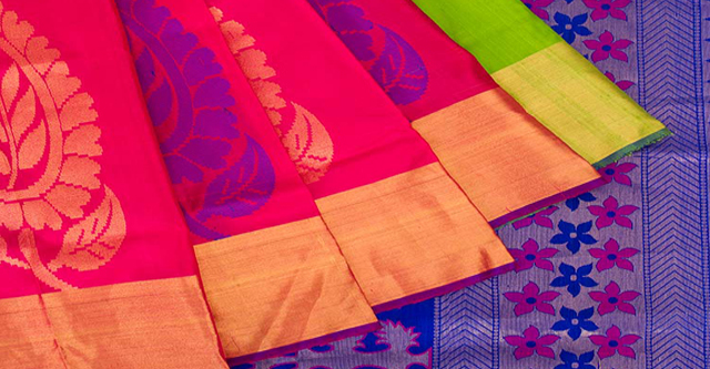 """6c6600fa3806f A saree can just be a wear or the mark of your status."""" Our Kanchipuram Silk  Sarees wholesale shops has unmatched and rare collections from the top Silk  ..."""