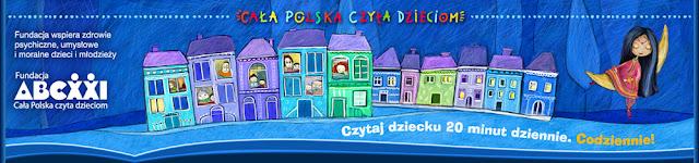 Jak oni promują: Cała Polska czyta dzieciom