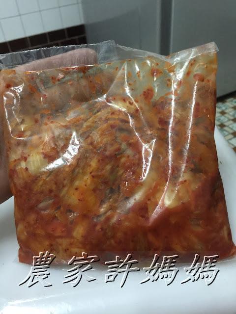 1讓人一口接一口的農家許媽媽韓式泡菜-1