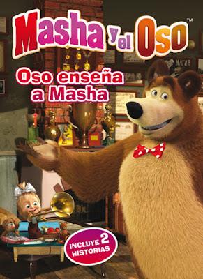 LIBRO - MASHA Y EL OSO   Oso enseña a Masha  (8 septiembre 2016)  INFANTIL | Comprar en Amazon España