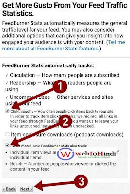 Feedburner is google blog post delivery service