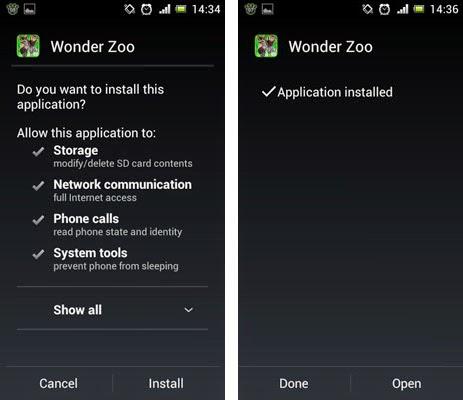 Cara Install Aplikasi Game Android APK dan Cache Zip OBB
