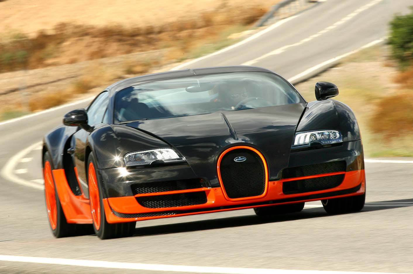 The Tales of Sunil: Top 10 Fastest Cars In The World