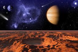 Pengertian dan Teori Tata Surya