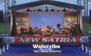 Lirik Lagu Welas Riko - Nella Kharisma