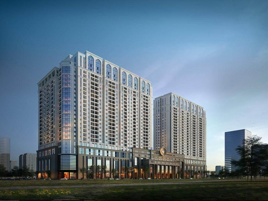 Tổng quan dự án chung cư Roman Plaza Đại Mỗ