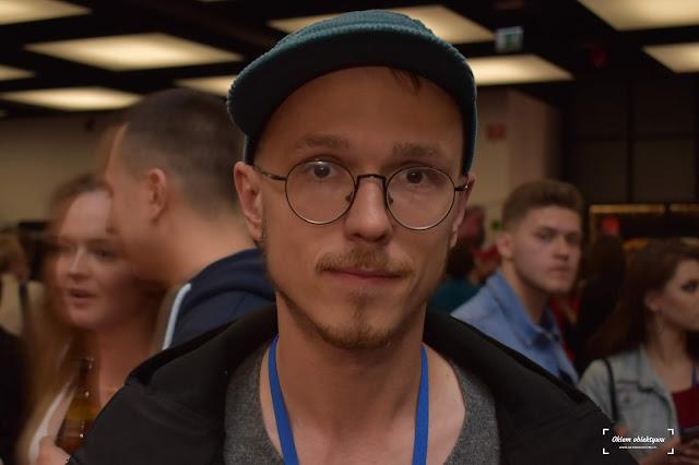 Influencer LIVE Poznań - Krzysztof Gonciarz