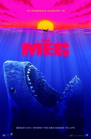The Meg 2018 Movie Free Download HDCam DualAudio