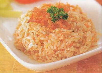 Resep Nasi Goreng Arang