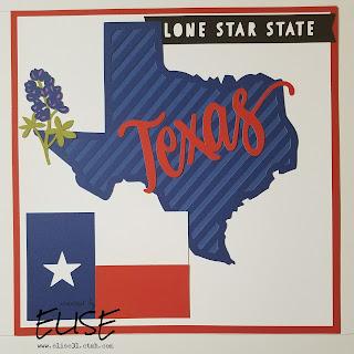 #Texas #CricutMade #Geography