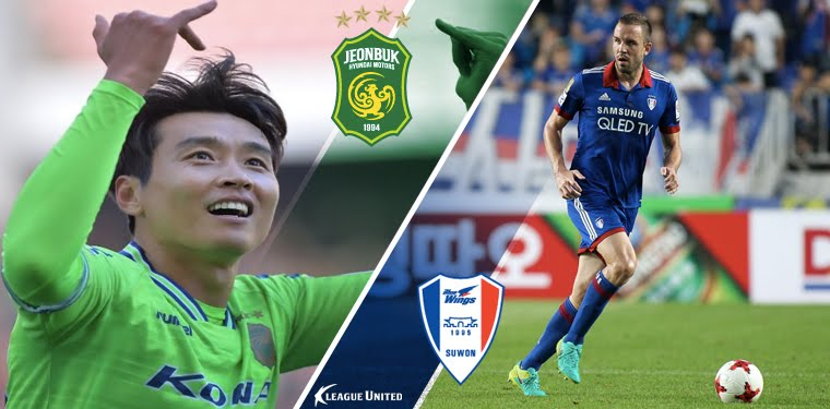The final game of the season sees this year's K League Classic Champions Jeonbuk Hyundai Motors play host to a Suwon Samsung Bluewings side in need of a point to ensure Champions League football again at the Big Bird next season.